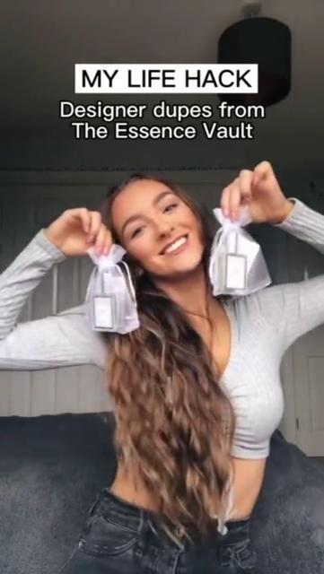 Designer dupes from the essence vault