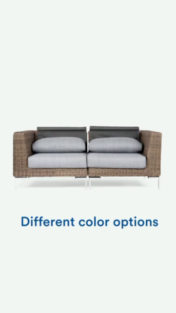 Different color options