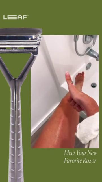 Meet your new favorite razor