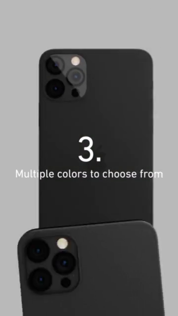 Multiple colors to choose from peel
