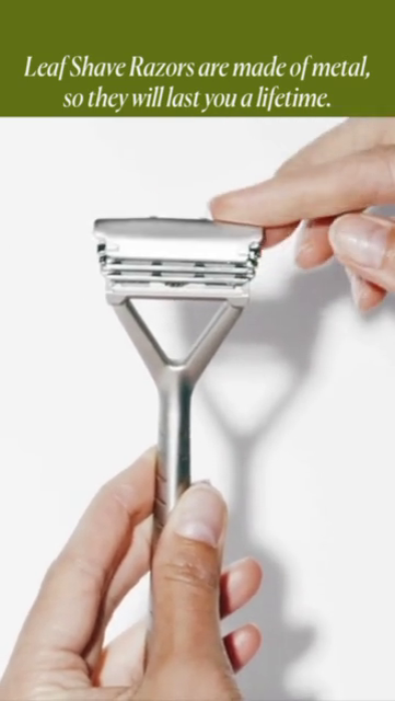 Shaving personal care routine