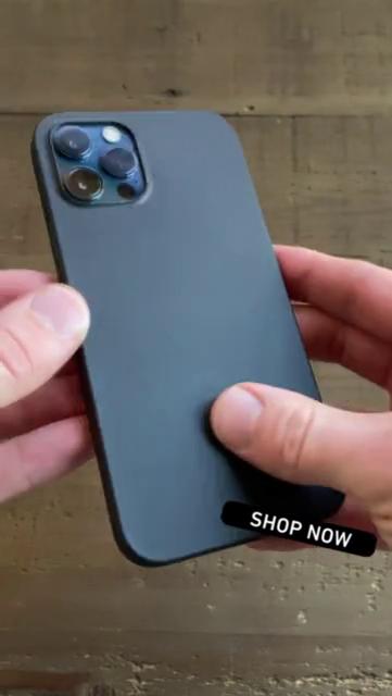 The original super thin case
