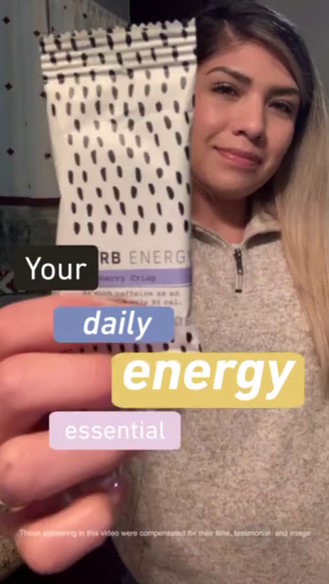 Your daily energy essential