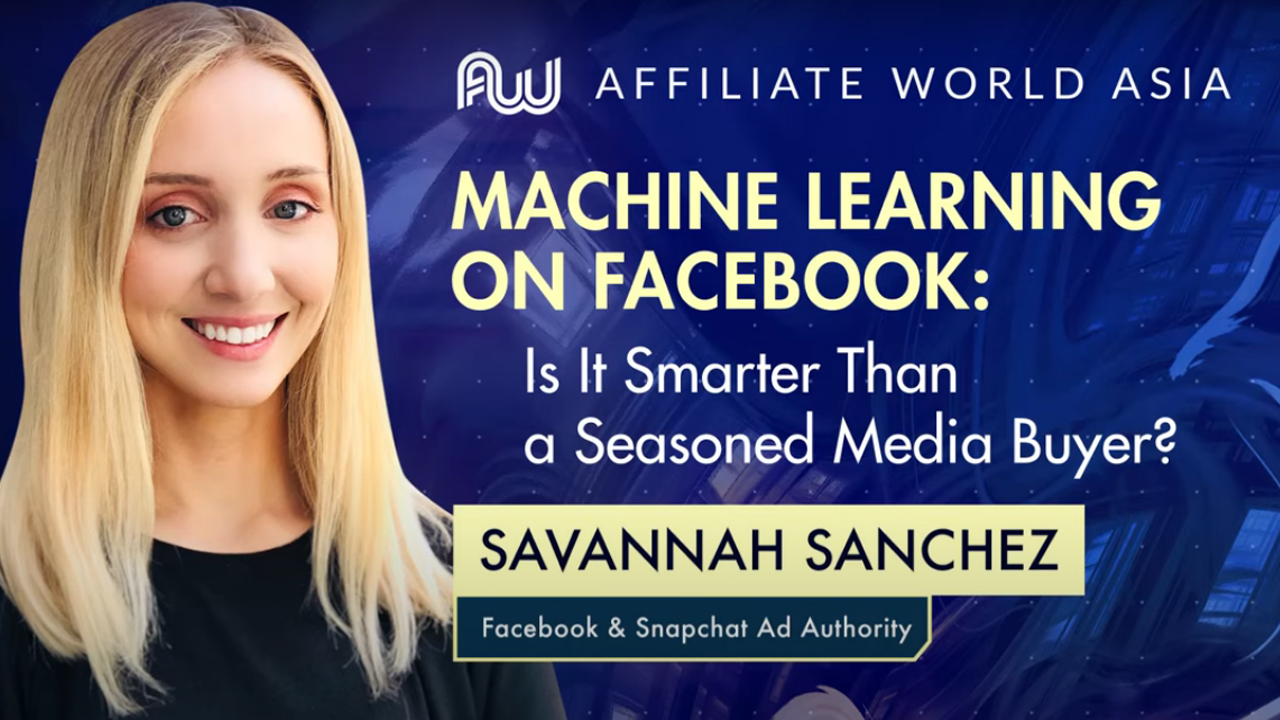 Machine Learning on facebook