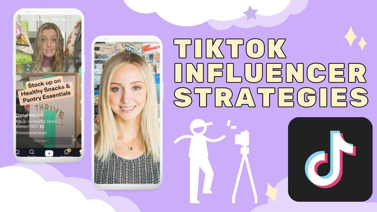 TikTok Advertising Influencer Strategies For eCommerce Brands