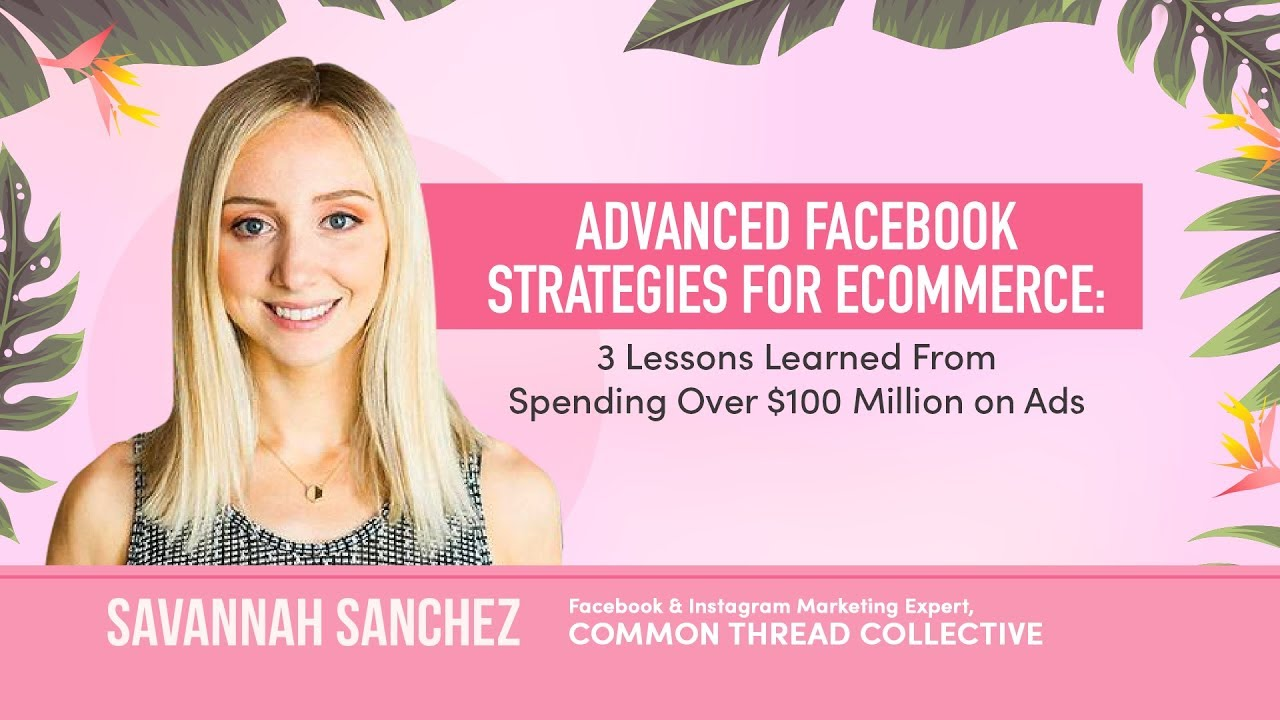 Advanced FB Strategies: 3 Lessons Learned From Spending Over $1M on Ads